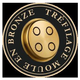 Tréfilage moule en bronze